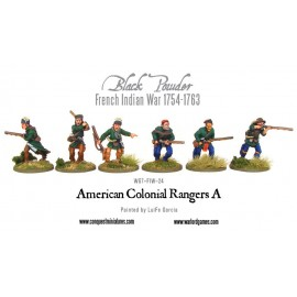 French Indian War - Rangers