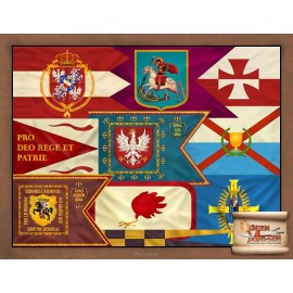 Polish Commonwealth Banners