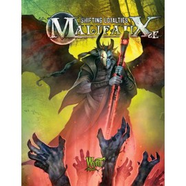 Shifting Loyalties: Malifaux 2.0 Expansion