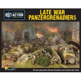 Late War Panzergrenadiers