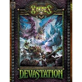 HORDES: Devastation - Softcover