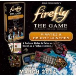 Firefly: Pirates & Bounty Hunters Expansion