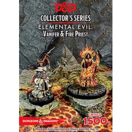 D&D Elemental Evil: Vanifer & Fire Priest