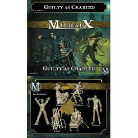Guilty as Charged - Jack Daw Crew Box