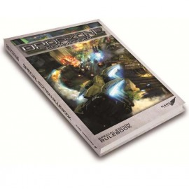 Dropzone Commander - Limited Edition Hardback Rulebook