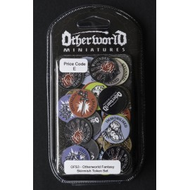 Otherworld Fantasy Skirmish Token Set