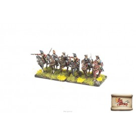 Imperial cuirassiers