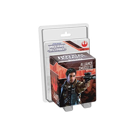 Star Wars: Imperial Assault Alliance Smuggler Ally Pack