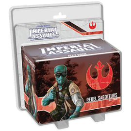Rebel Saboteurs Ally Pack