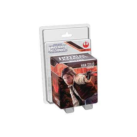 Star Wars Han Solo (Scoundrel) Ally Pack