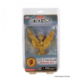 D&D Attack Wing Wave 4 - Gold Dragon
