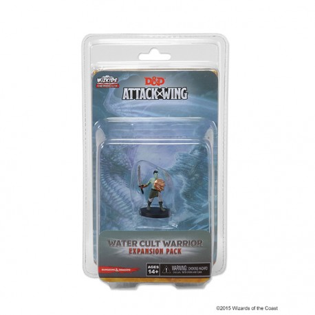 Dungeons And Dragons Attack Wing - Warrior