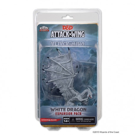 Dungeons And Dragons Attack Wing - White Dragon