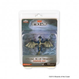 D&D Attack Wing Wave 7 - Blue Dragon