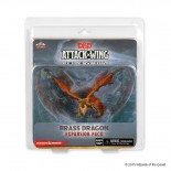 D&D Attack Wing Wave 8 - Brass Dragon