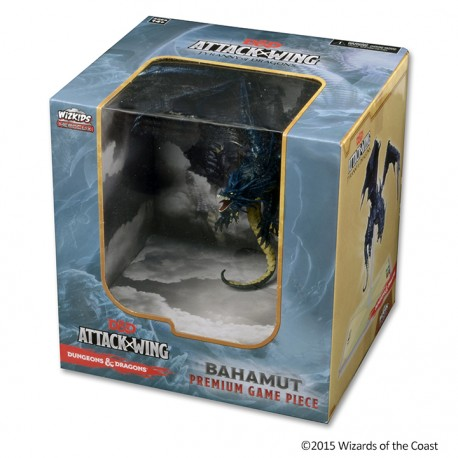Dungeons And Dragons Attack Wing Bahamut Expansion