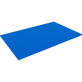 DS010Bblue 550 mm x 345 mm x 10 mm colored foam for Shadowboard blue