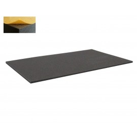 DS015RS 15 mm (0.6 Inch) Figure Foam Tray double-size Raster self-adhesive