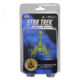 IKS Kronos One: Star Trek Attack Wing (Wave 1)