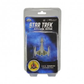 IKS Somraw: Star Trek Attack Wing (Wave 3)