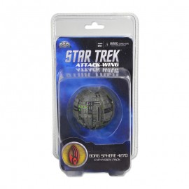 Borg Sphere 4270: Star Trek Attack Wing (Wave 4)