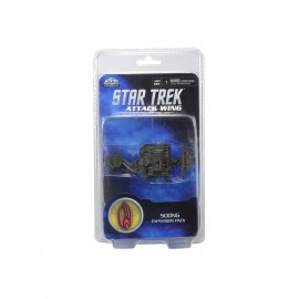 Borg Soong: Star Trek Attack Wing (Wave 6)