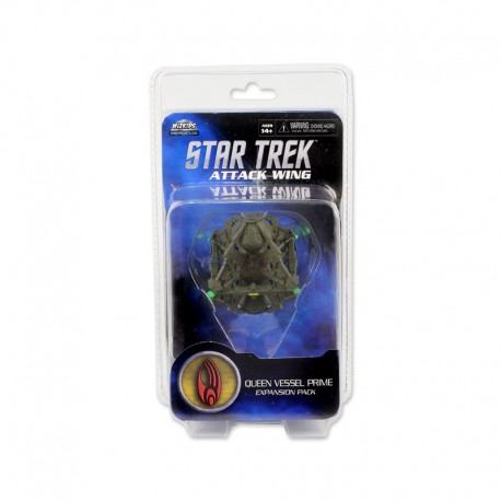 Borg Queen Vessel Prime Star Trek Attack Wing (Wave 8)