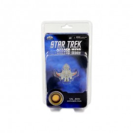 Independent Val Jean Star Trek Attack Wing (Wave 8)