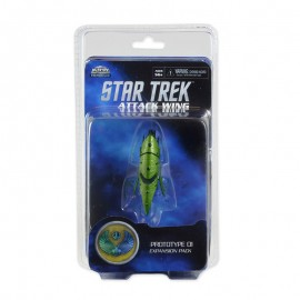 Romulan Drone Ship: Star Trek Attack Wing (Wave 11)