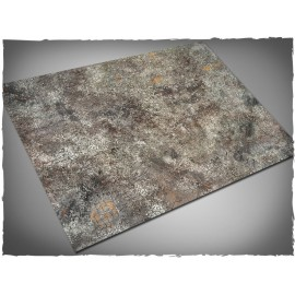 4ft X 6ft, Urban Ruins Theme Mousepad Games Mat