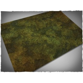 4ft X 6ft, Swamp Theme Cloth Games Mat