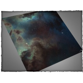 3ft x 3ft, Deep Space Theme Mousepad Games