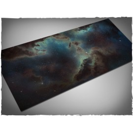 3ft x 6ft, Deep Space Theme Cloth Games Mat