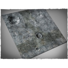 4ft x 4ft, City Ruins Theme Cloth Games Mat