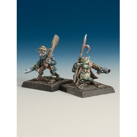 Goblin Mariner And Velero