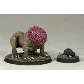 Intellect Devourer & Brain Mole