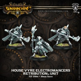House Vyre Electromancers Retribution Unit