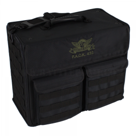 P.A.C.K. 432 Molle Standard Load Out (Black)