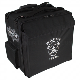 Privateer Press Big Bag With Wheels Standard Load Out