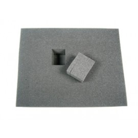 "2.5 Inch Pluck Foam Tray For The Shield/Spear Bag (Gw) (14.25"" X 10.25"" X 2.5"")"