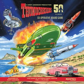 Thunderbirds - Co-operative Board Game