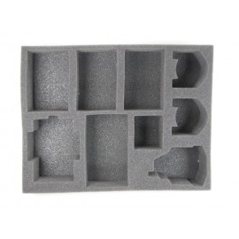 """Space Marine Vechicle Tray (Bfl) (15.5"""" X 12"""" X 3"""")"""