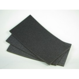 3 Foam Toppers Kit For Sword/Sd Bags (Sd) (13W X 7.75L X 1/4H)