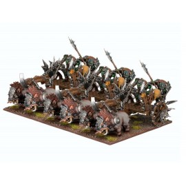 Orc Fight Wagon Regiment / Chariot Regiment