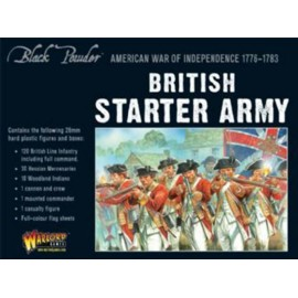 AWI British Army Starter Set