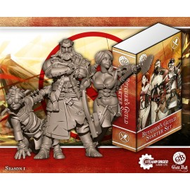 Butcher Starter Set: Guild Ball