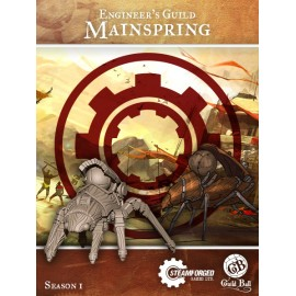 Mainspring Engineers Mascot: Guild Ball