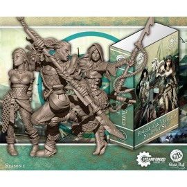 Fisherman Starter Set: Guild Ball