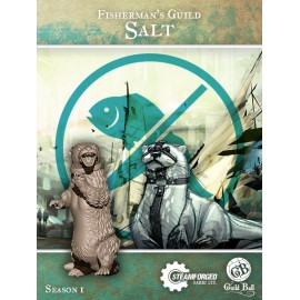 Salt Fisherman Mascot: Guild Ball
