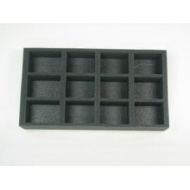 "Warmachine/Hordes Warjack Warbeast Foam Tray (Pp) (15.5"" X 8.5"" X 4"")"